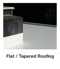 Flat / Tapered Roofing